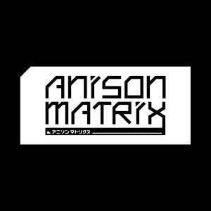 アニソンマトリクス ロゴ