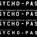 アニメ PSYCHO-PASSのロゴ