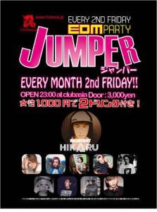 JUMPER 2015/05/08