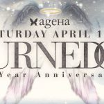 HORNET (ageHa SATURDAY  TURNED ON 8th Anniversary) @ 2016-04-16(SAT) ageHa BOX