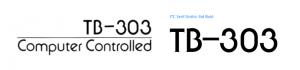 tb303 font