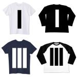 T-SHIRTS TRINITY(Tシャツ トリニティ) オリジナルTシャツ2