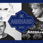 BUZZ (YOJI BIOMEHANIKA & REMO-CON presents AGEHARD vol.2) @ 新木場 ageHa  2017-07-22(SAT)