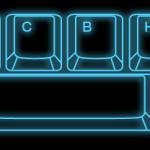 "PhotoShop カスタムシェイプ ""Keyboard"""