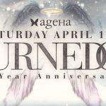 HORNET (ageHa SATURDAY  TURNED ON 8th Anniversary) @ 2016-04-16(SAT) ageHa BOX