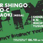 FIX #026 @ Shibuya R-LOUNGE