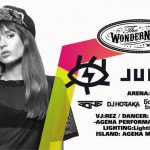 HOT SHOT (The WonderNight feat. JUICY M)@2017-07-01 新木場 ageHa